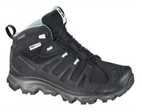 "Ботинки SALOMON ""White Wolf LTR Wp"" W Black/Autob"
