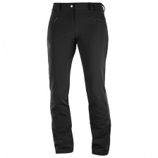 Брюки Salomon WAYFARER WARM PANT W Black