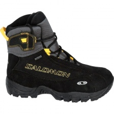 "Ботинки SALOMON ""B4 Kid Graphic GTX BLACK"