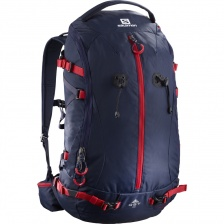 Рюкзак SALOMON Bag QST 35 NIGHT SKY/Barbados Ch