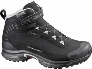 "Ботинки SALOMON ""Deemax 3 TS WP"" W Black/Black"