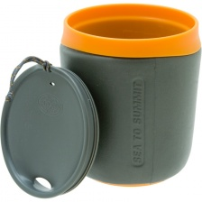 Кружка SEA TO SUMMIT Delta Insul-Mug с питейником (Orange)