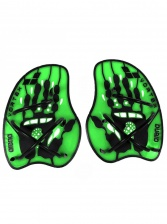 Лопатки Arena Vortex Evolution Hand Paddle Acid lime/Black (95232 65)