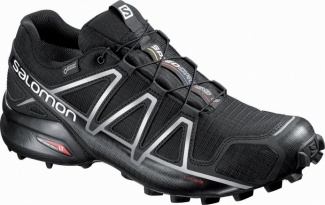 "Кроссовки SALOMON ""Speed Cross 4 GTX"" Black/Black"