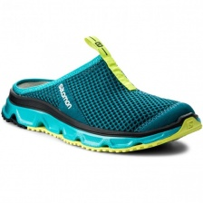 "Сандалии SALOMON ""RX Slide 3.0"" W Deep Lagoo/Blue"