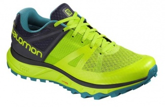 "Кроссовки SALOMON ""Trailster GTX"" Acid Lime/Gy"