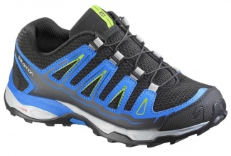 "Кроссовки SALOMON ""X Ultra "" K Black/Union Blue/GR"
