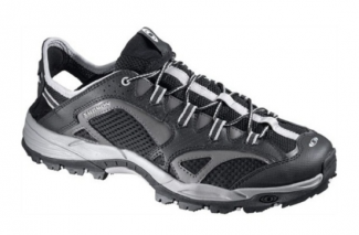 "Кроссовки SALOMON ""Light amphib 3"" M Black/Autob/A"