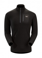 Футболка Arcteryx Rho LTW Zip Neck муж