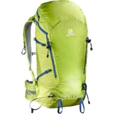 Рюкзак SALOMON X Alp 30 Lime Punch/Surf Th