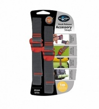 Стропа SEA TO SUMMIT Accessory Strap with Hook Buckle 10mm Webbing - 2m (Red)