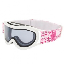 Маска Cebe SUPER MARWIN Pink/White carry over/Grey flash Miror S