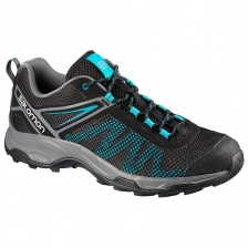 "Кроссовки SALOMON ""X ULTRA MEHARI"" Quiet Shad/Bk/En"