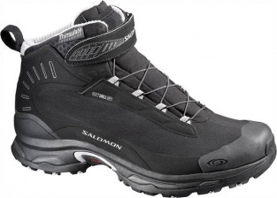 "Ботинки SALOMON ""Deemax 2 TS WP M Dry Black"" /BI/Alu"
