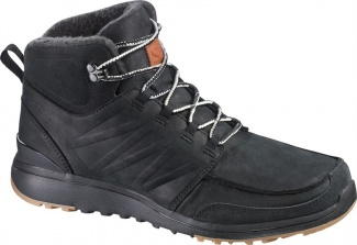 "Ботинки SALOMON ""Utility"" Black/Black"