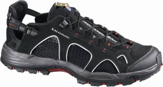 "Кроссовки SALOMON ""Techamphibian 3 "" Black/Aut/Fl"