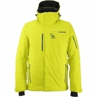 Куртка Salomon Brilliant JKT M Sulphur Spring