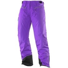 Брюки Salomon Zero Pant W Little Violette