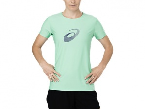 Футболка ASICS GRAPHIC SS TOP