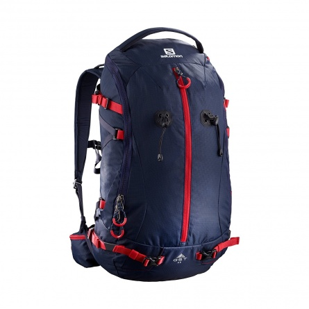 Рюкзак SALOMON Bag QST 35 NIGHT SKY/Barbados Ch фото 2