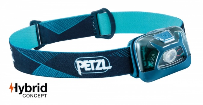 Фонарь PETZL Tikka HEADLAMP Blue фото 1