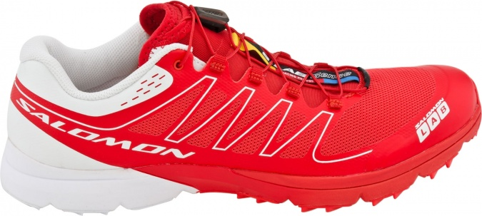 "Кроссовки SALOMON ""S-Lab Racing"" Red/Wht/Wht фото 1"