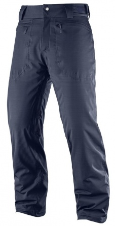 Брюки SALOMON Trip pant M NIGHT SKY фото 1
