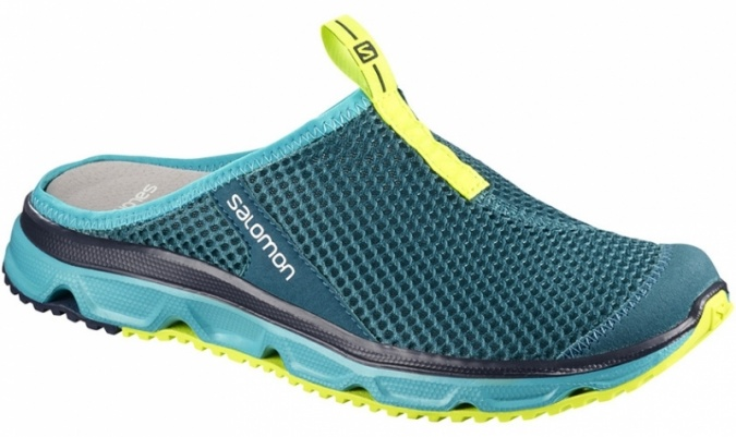 "Сандалии SALOMON ""RX Slide 3.0"" W Deep Lagoo/Blue фото 2"