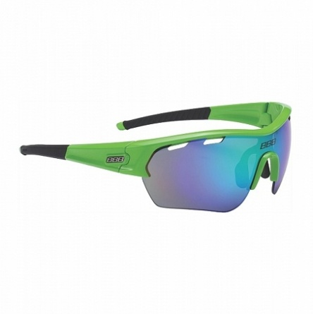 Очки BBB Select XL MLC green XL lens black tips зеленый фото 2