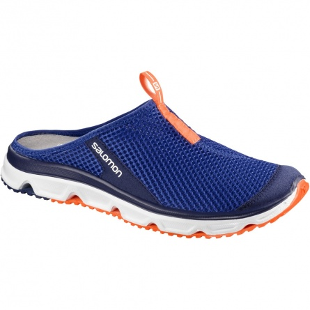 "Сандалии SALOMON ""RX Slide 3.0"" Surf The W/Wh/Shoc фото 1"