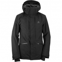 Куртка Salomon QST SNOW JKT M Black фото 1
