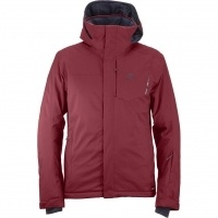 Куртка Salomon STORMPUNCH JKT M BIKING RED фото 1