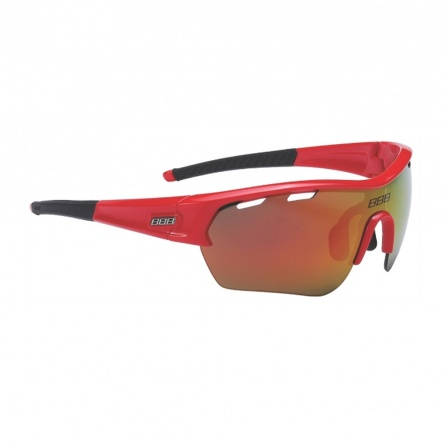 Очки BBB Select XL MLC red XL lens black tips красный фото 1