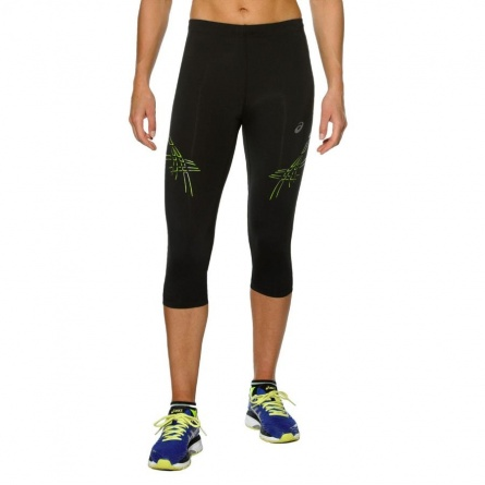 Тайтсы ASICS Stripe Knee Tight фото 1