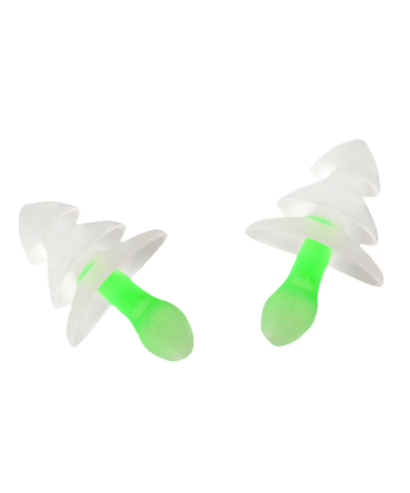 Беруши Arena Earplug Pro clear/lime (000029 126) фото 1
