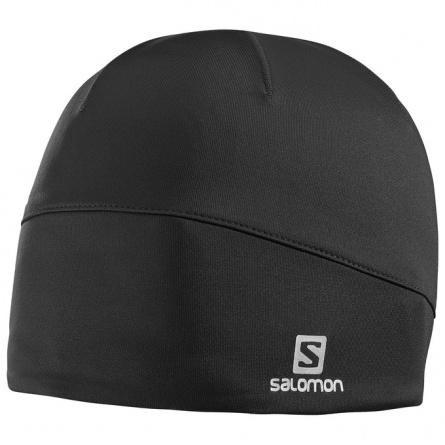 Шапка Salomon Active Beanie Black фото 1