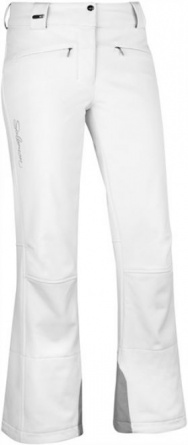 Брюки Salomon Snowtrip Pant II W White фото 1