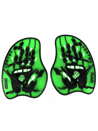 Лопатки Arena Vortex Evolution Hand Paddle Acid lime/Black (95232 65) фото 1