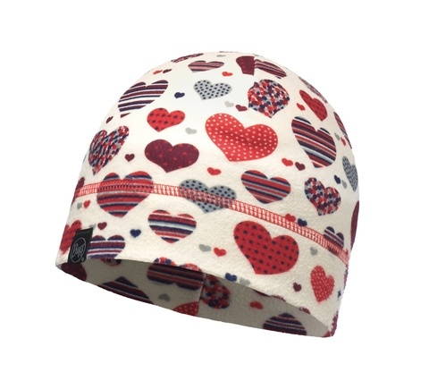 Шапка BUFF POLAR HAT JR & CHILD SOLID HEARTY MULTI (US:One size) фото 1