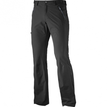 Брюки SALOMON Wayfarer Pant M Black фото 1