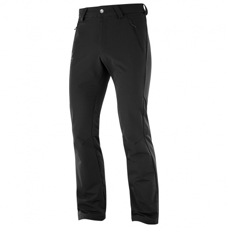 Брюки Salomon WAYFARER WARM PANT M Black фото 1
