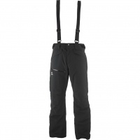 Брюки Salomon CHILL OUT BIB PANT M Black фото 1