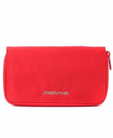 Кошелек Dakine Checkbook Red фото 1