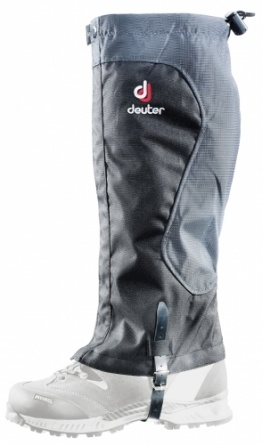 Гетры Deuter Montana Gaiter M black-granite фото 1