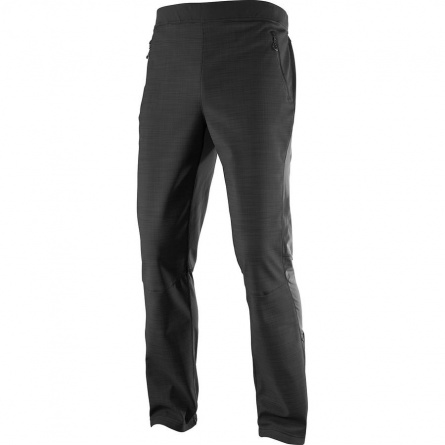 Брюки Salomon PULSE SOFTSHELL PANT M Black фото 1